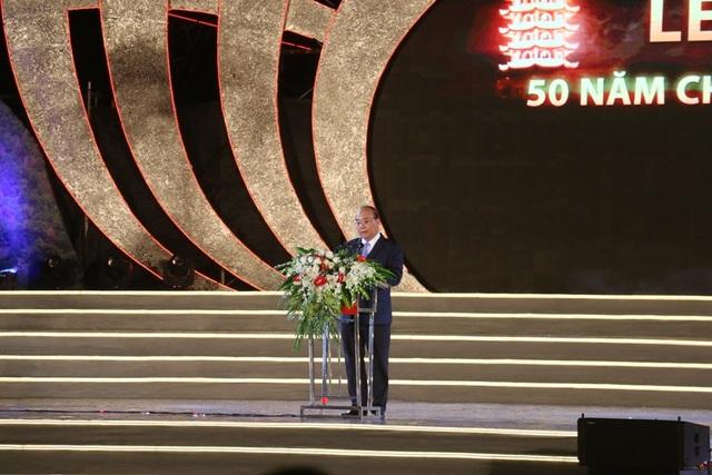 Thủ tướng Nguyễn Xuân Phúc: Sau những hy sinh, mất mát to lớn không gì bù đắp được, chúng ta càng thấm thía giá trị của độc lập, tự do, của hòa bình, thống nhất.