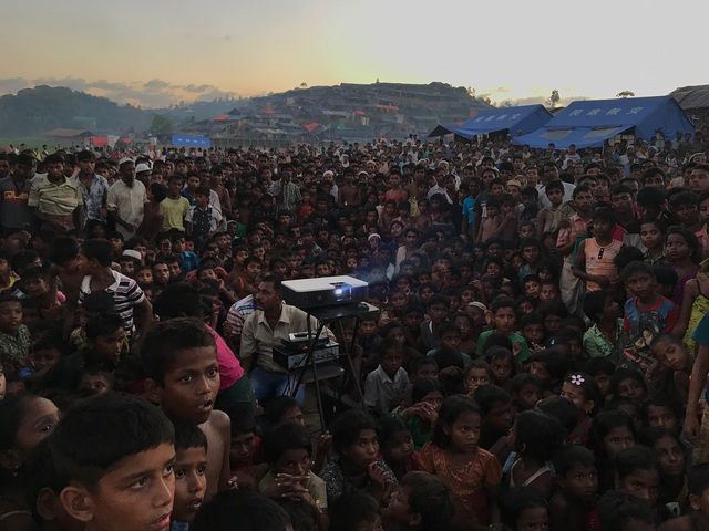 Bức ảnh giúp Jashim Slam giành giải đặc biệt được chụp bằng iPhone 7