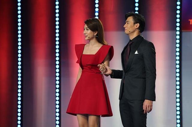 Kim Tuyến bất ngờ tái xuất với vai trò khách mời tham gia gameshow cùng Nhan Phúc Vinh trong tập 16 Người bí ẩn.