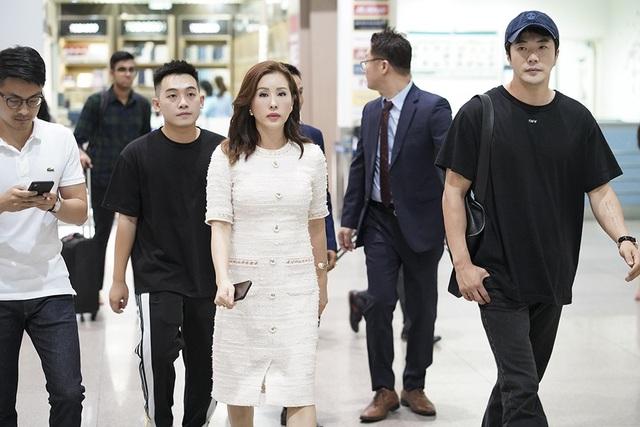 """Sao nam """"Nấc thang lên thiên đường"""" Kwon Sang Woo đến Việt Nam lúc nửa đêm - 7"""