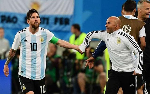 Messi được cho là chiếm quyền HLV trưởng ngay từ World Cup 2018
