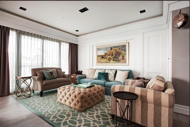 """Mách bạn cách chọn sofa """"chuẩn không cần chỉnh"""" cho từng kiểu phòng khách - 11"""