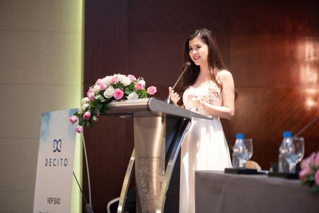 Hiện nay thị trường mỹ phẩm ở Việt Nam có rất nhiều thời cơ và thách thức, vậy hướng đi của DECITO là gì để có thể tận dụng cơ hội đồng thời vượt qua các thách thức?