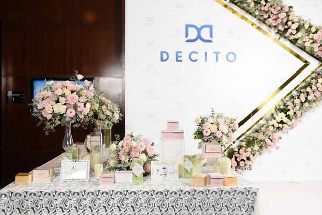 Mỹ phẩm DECITO trả lời họp báo – không con đường nào trải sẵn hoa hồng - 3