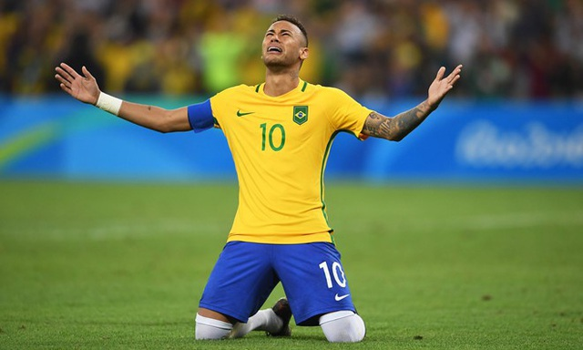Neymar và ĐT Brazil đã có một kỳ World Cup không thành công