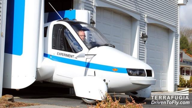 """Xe bay Terrafugia Transition - """"Hứa thật nhiều, thất hứa cũng thật nhiều"""" - 2"""