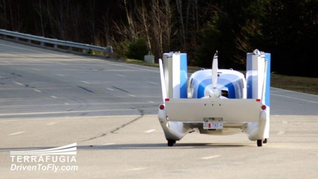 """Xe bay Terrafugia Transition - """"Hứa thật nhiều, thất hứa cũng thật nhiều"""" - 6"""