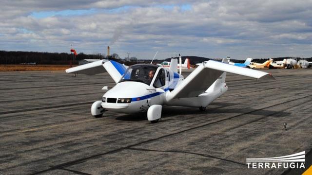 """Xe bay Terrafugia Transition - """"Hứa thật nhiều, thất hứa cũng thật nhiều"""" - 5"""