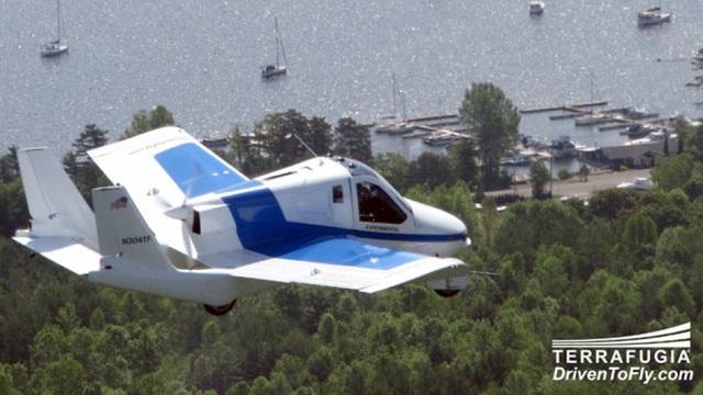 """Xe bay Terrafugia Transition - """"Hứa thật nhiều, thất hứa cũng thật nhiều"""" - 7"""