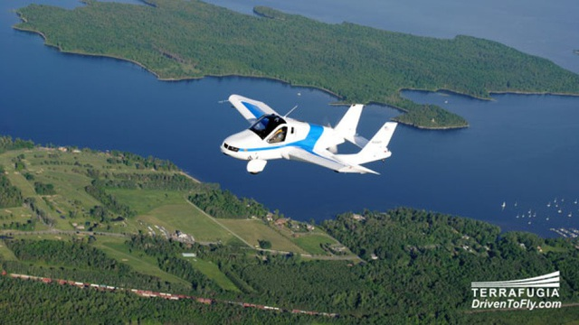 """Xe bay Terrafugia Transition - """"Hứa thật nhiều, thất hứa cũng thật nhiều"""" - 9"""