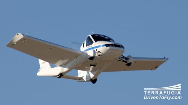 """Xe bay Terrafugia Transition - """"Hứa thật nhiều, thất hứa cũng thật nhiều"""" - 8"""