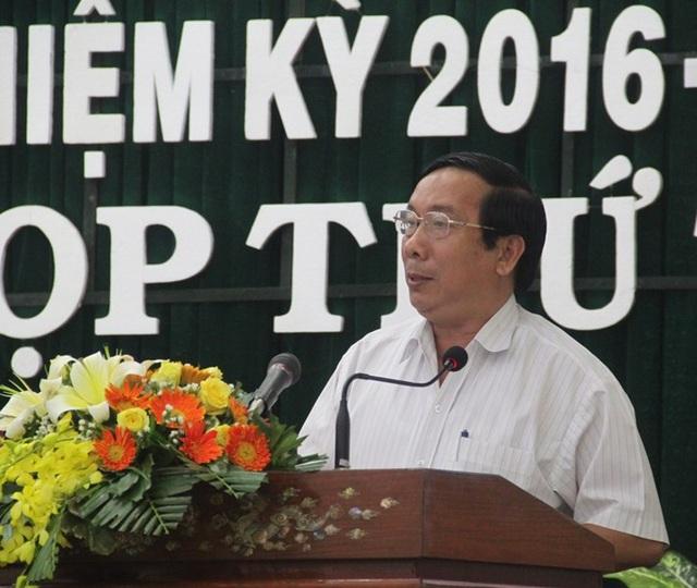 Ông Phan Thanh Liêm, Phó Giám đốc Sở GD-ĐT Bình Định cho rằng Sở này chưa nhận được văn bản từ UBND tỉnh về việc đồng ý cho các trường liên kết chiêu sinh và giảng dạy.