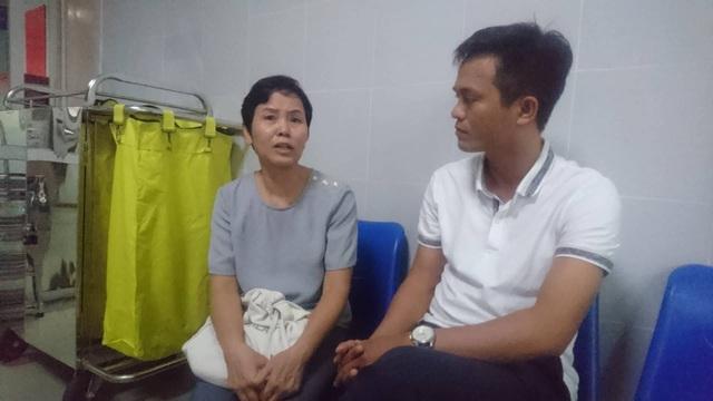 Hà Nội: Nghi vấn bệnh viện chậm mổ đẻ khiến thai nhi chết trong bụng mẹ - 1