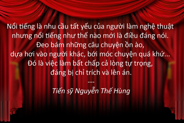 Sao Việt đu bám scandal: chiêu trò đánh bóng rẻ tiền?