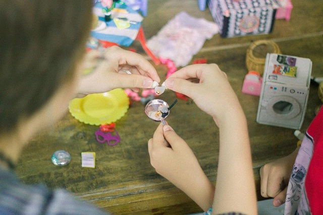 Bộ sưu tập thế giới thu nhỏ của cô bé lớp 4 khiến nhiều người thích thú - 8