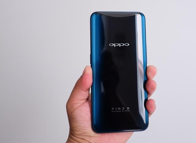 """Bài 1: Galaxy Note9 """"đọ"""" thiết kế cùng Oppo Find X - 9"""