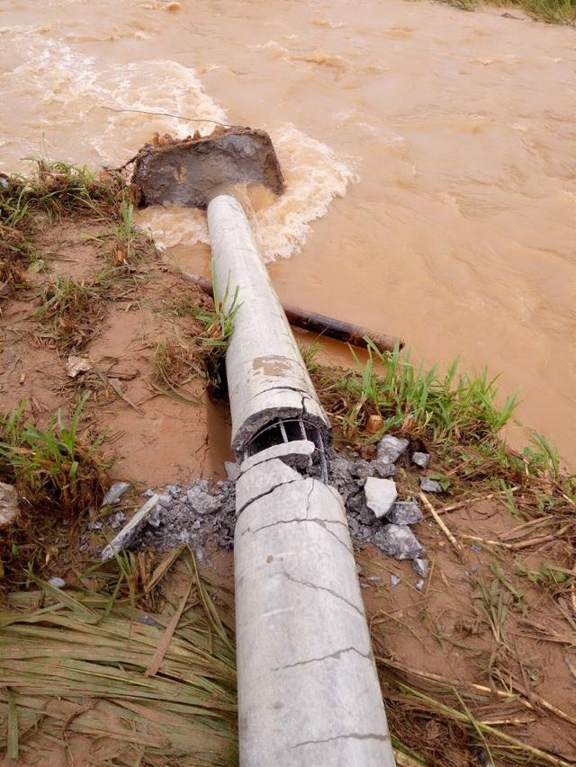 Mưa lớn sau bão số 3 gây ngập lụt nặng, thiệt hại không nhỏ đến lưới điện các tỉnh phía Bắc - 3