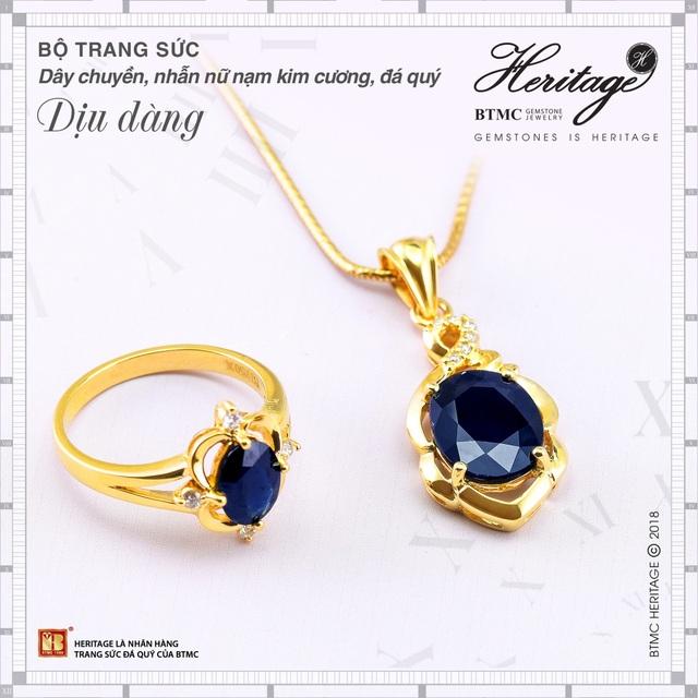 Sở hữu bộ trang sức nạm kim cương chưa bao giờ dễ dàng đến thế - 1