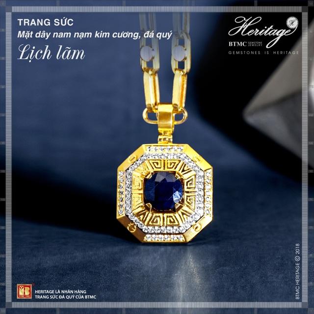 Sở hữu bộ trang sức nạm kim cương chưa bao giờ dễ dàng đến thế - 2