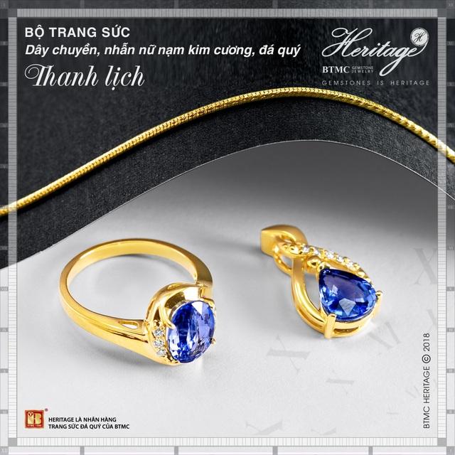 Sở hữu bộ trang sức nạm kim cương chưa bao giờ dễ dàng đến thế - 5