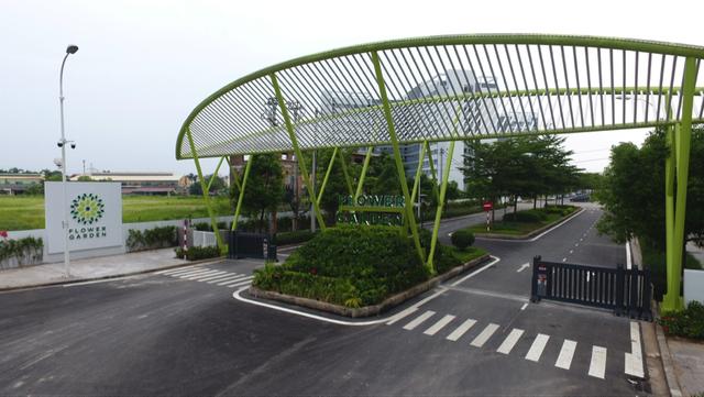Hồng Hà Eco City. Khu đô thị sinh thái trong lòng Hà Nội