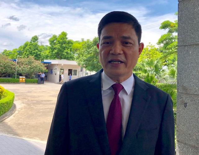 Ông Nguyễn Thanh Phong, Cục trưởng Cục An toàn thực phẩm (Bộ Y tế) cho biết theo rà soát, sẽ có khoảng hơn 3000 cơ sở sản xuất TPCN phải đóng cửa vì không đạt chuẩn GMP. Ảnh: H.Hải.