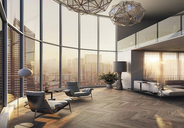 Phía Tây: Khu vực có lợi suất căn hộ cho thuê cao nhất Hà Nội - 1
