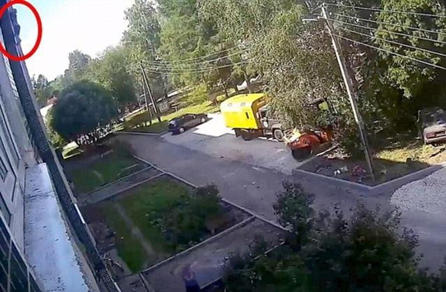 Vụ việc diễn ra ở vùng Dzerzhinsk, Nga