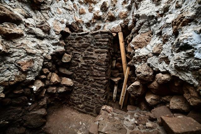 Phát hiện ngôi đền bị che lấp hơn 800 năm bên trong kim tự tháp - 3