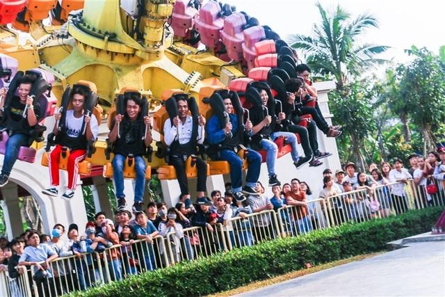 Vui chơi miễn phí tại Sun World Danang Wonders, cơ hội hiếm có trong năm - 1