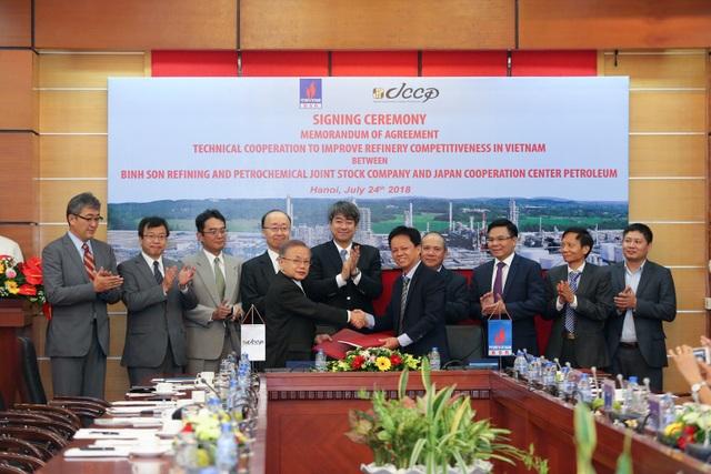 BSR ký kết hợp tác nâng cao năng lực cạnh tranh