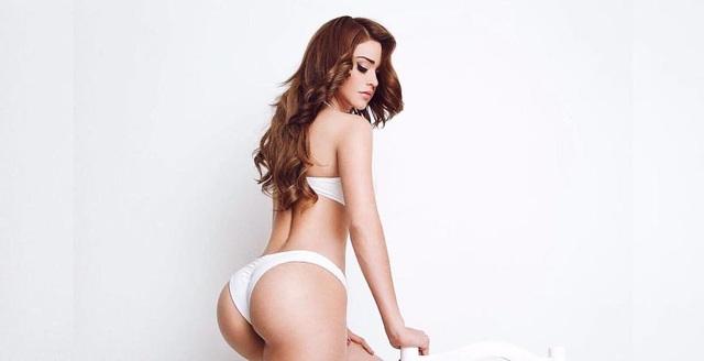 Ngoài việc dẫn chương trình, Yanet còn là người mẫu cho nhiều hãng thời trang và nhiều tạp chí danh tiếng
