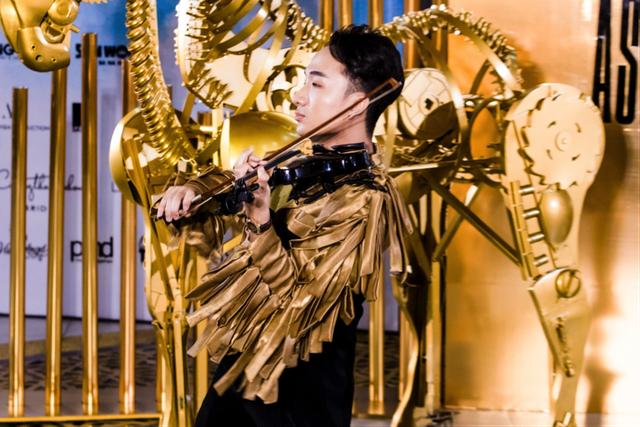 Cuộc hội ngộ đầy cảm hứng của các Nhà thiết kế trong chuyến viễn du Fashion Voyage - 8