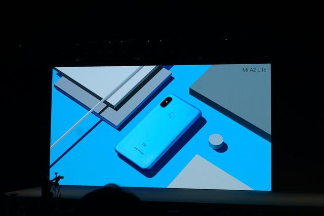 """Xiaomi chính thức ra mắt thế hệ Mi A2 và Mi A2 Lite giá """"sốc"""" - 4"""