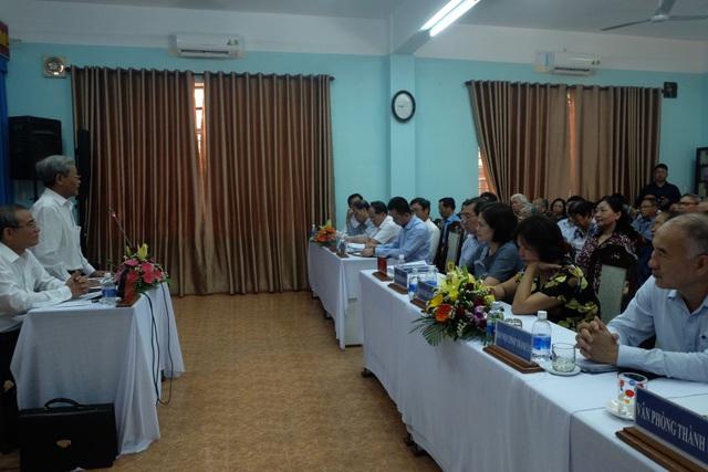Lãnh đạo Đà Nẵng gặp mặt CLB Thái Phiên sáng nay 24/7