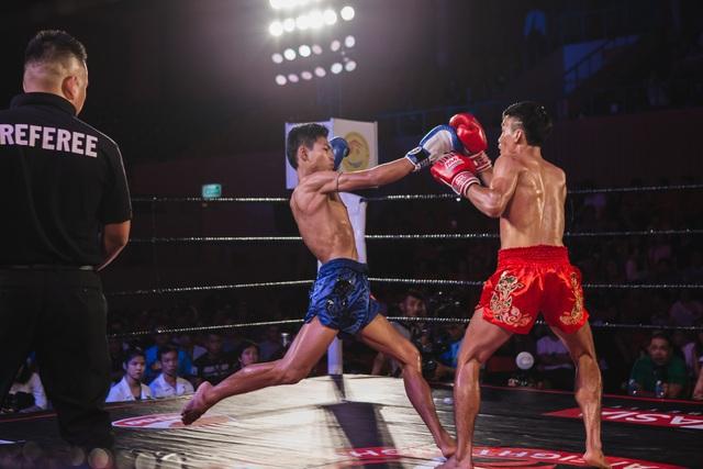 Đêm thượng đài đẳng cấp cao Muay Thai Fight sẽ diễn ra tối 19/8