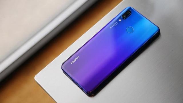 Hình ảnh rò rỉ được cho là của Huawei Nova 3i