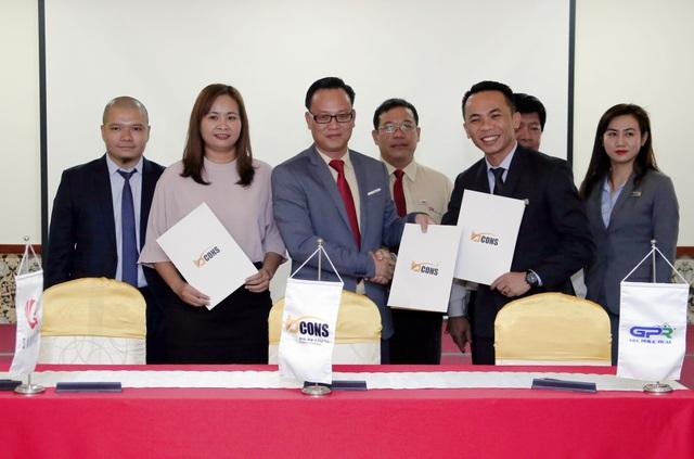 Bcons ký kết hợp tác với đối tác trong nước để phát triển dự án