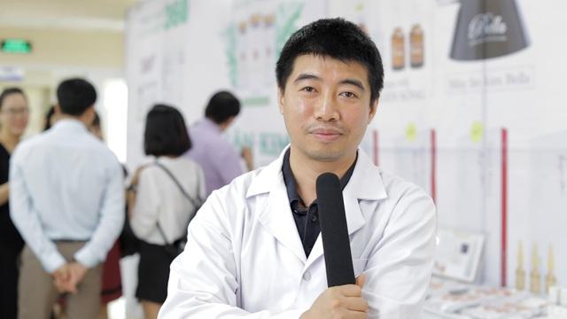 Bác sĩ Vũ Thái Hà – Giảng Viên Đại Học Y Hà Nội ứng dụng chỉ sinh học Ultra V Lift trong hơn 4 năm qua