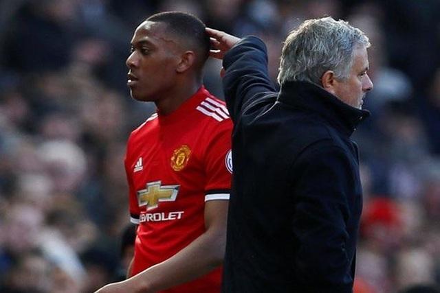 Mourinho biết việc giữ chân Martial là không thể vì anh đang rất quyết tâm ra đi