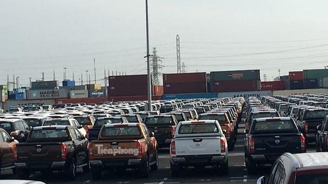 Trong đó, 97% số xe này được đăng ký tờ khai nhập khẩu chủ yếu ở cửa khẩu khu vực cảng thành phố Hồ Chí Minh và Hải Phòng.