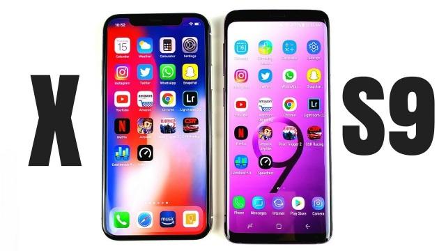 Cuộc cạnh tranh giữa các smartphone ở phân khúc cao cấp đang ngày một gay cấn.