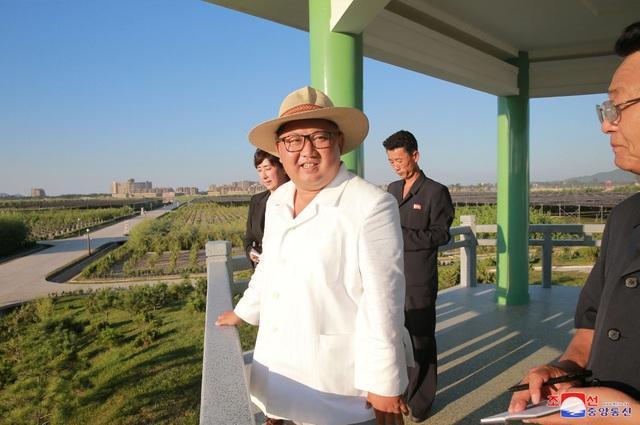 Chuyến thị sát của ông Kim Jong-un diễn ra đúng vào thời điểm Triều Tiên đang đẩy mạnh các dự án trồng cây gây rừng bằng cách cải thiện công nghệ nuôi cây giống.