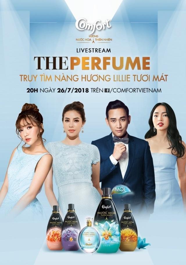 """""""Đại chiến"""" phong cách tại The Perfume mùa hai"""