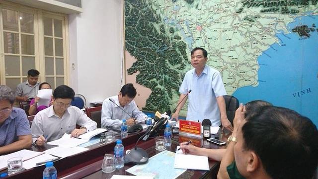 Bộ trưởng Nguyễn Xuân Cường.