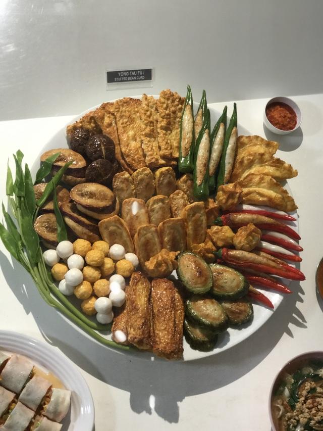 Bảo tàng là nơi tuyệt vời để bạn khám phá nền ẩm thực đa dạng của Malaysia
