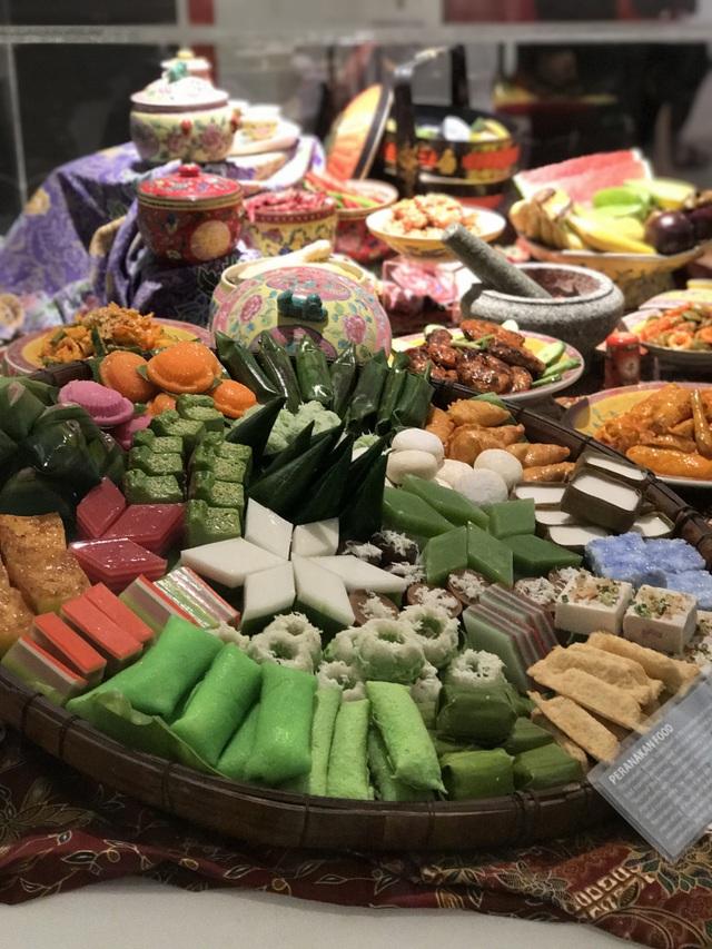 Các món ăn mô hình ở đây được làm y như thật và tốt nhất bạn đừng nên tới đây khi bụng đang đói!