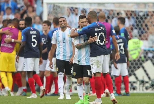 Cả Mbappe lẫn Messi đều gây ấn tượng mạnh trong năm 2018