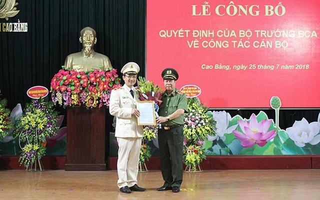 Thiếu tướng Nguyễn Ngọc Toàn giữ chức Giám đốc Công an Cao Bằng - 1