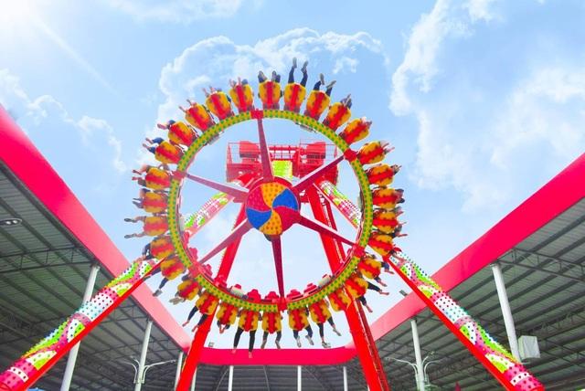 Giải nhiệt hè 2018 cùng thiên đường vui chơi giải trí Suối Tiên - Ảnh 2.
